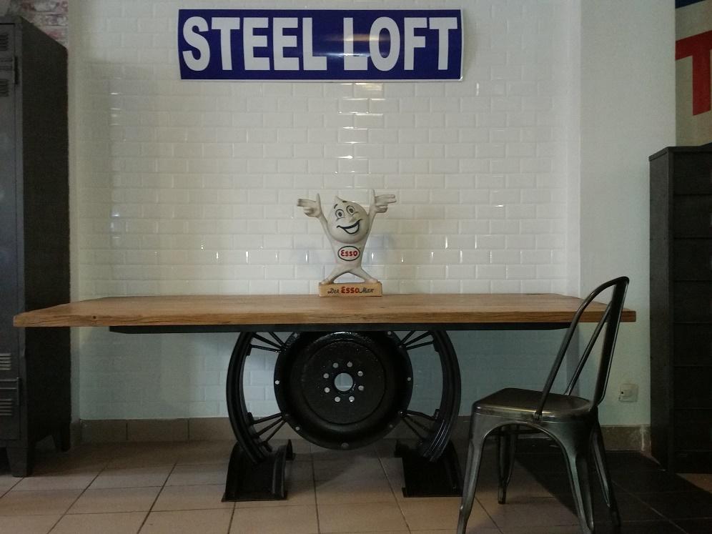 roneo strafor steel loft paris