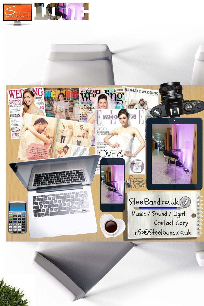 Steelasophical Wedding SteelBand SteelPan SteelDrum Caribbean Dj Hire UK London Essex Wycombe ng