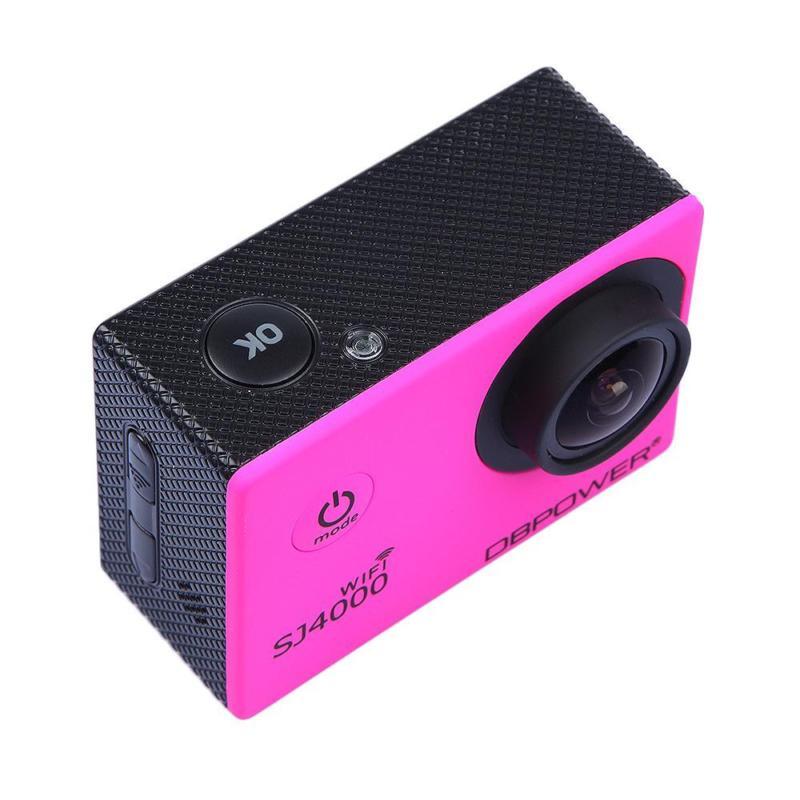 DBPOWER SJ4000 WiFi Camera steelasophical m