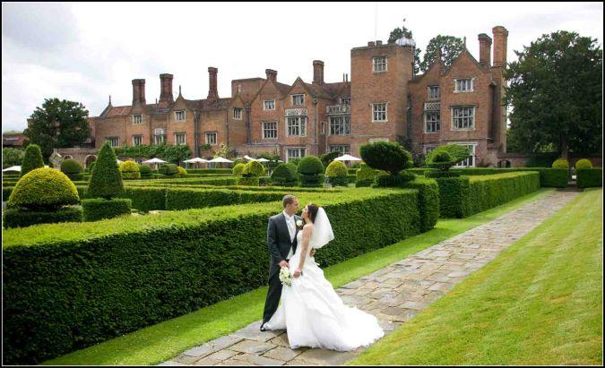 great fosters weddings