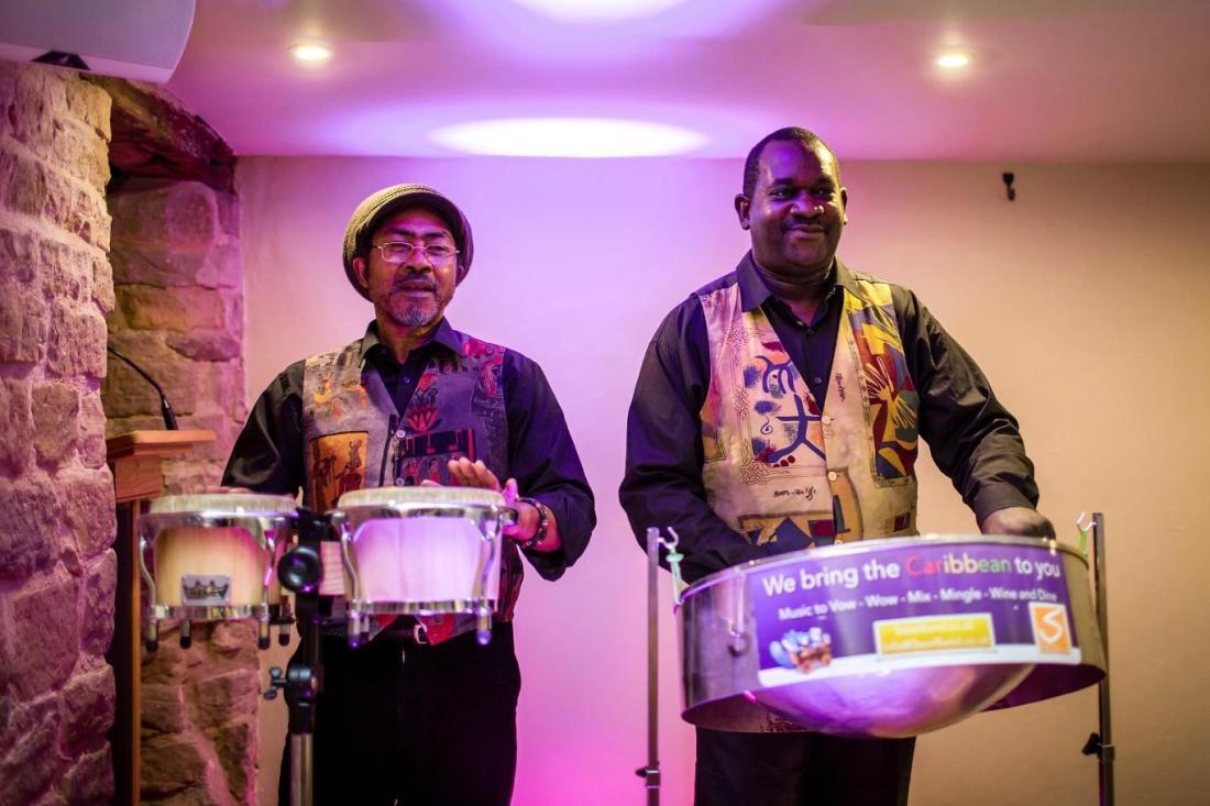 Caribbean Steel Band Hire 1