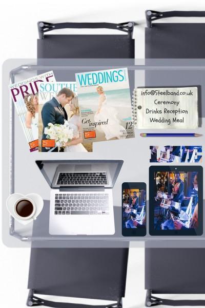 Steelasophical Wedding SteelBand SteelPan SteelDrum Wedding Music 003