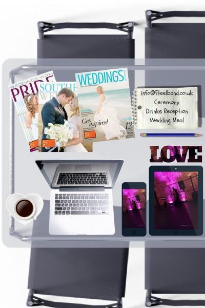 Steelasophical Wedding SteelBand SteelPan SteelDrum Wedding Music 001b