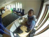 Hampton Palace Court Golf Club Steelasophical Steelband