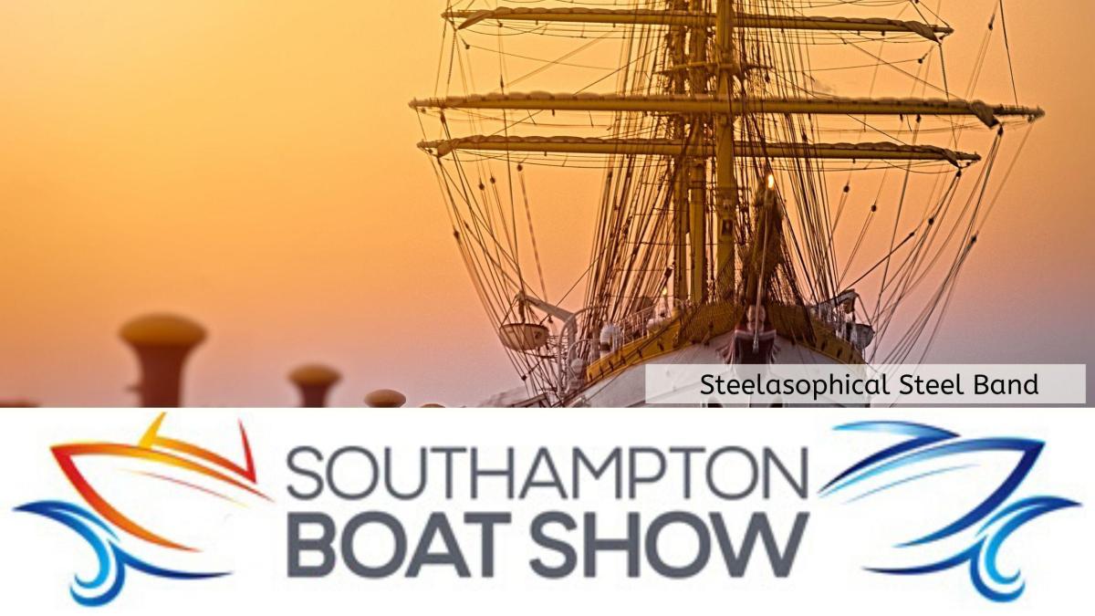 dd00 Steelasophical Steel Band Soton Southampton Boat Show YachtMarket Yacht Market