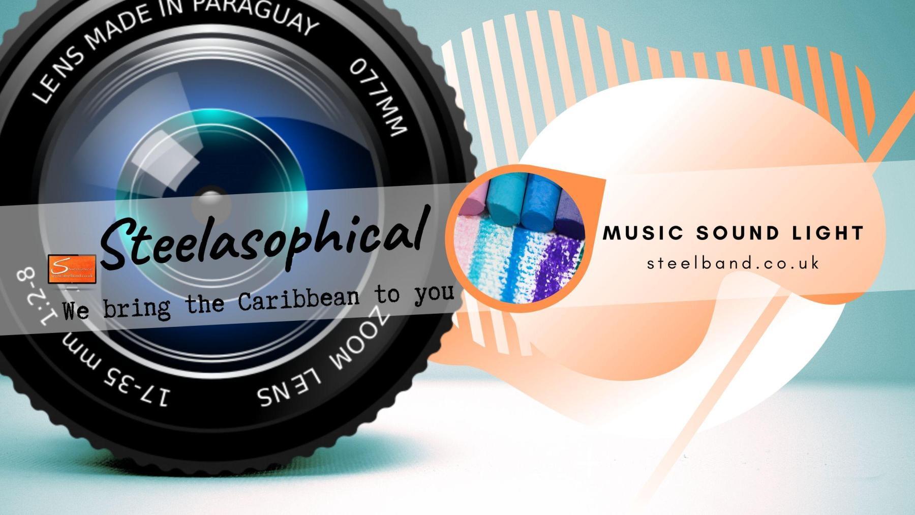 Steelpan-band Steeldrums Caribbean Music 0y6