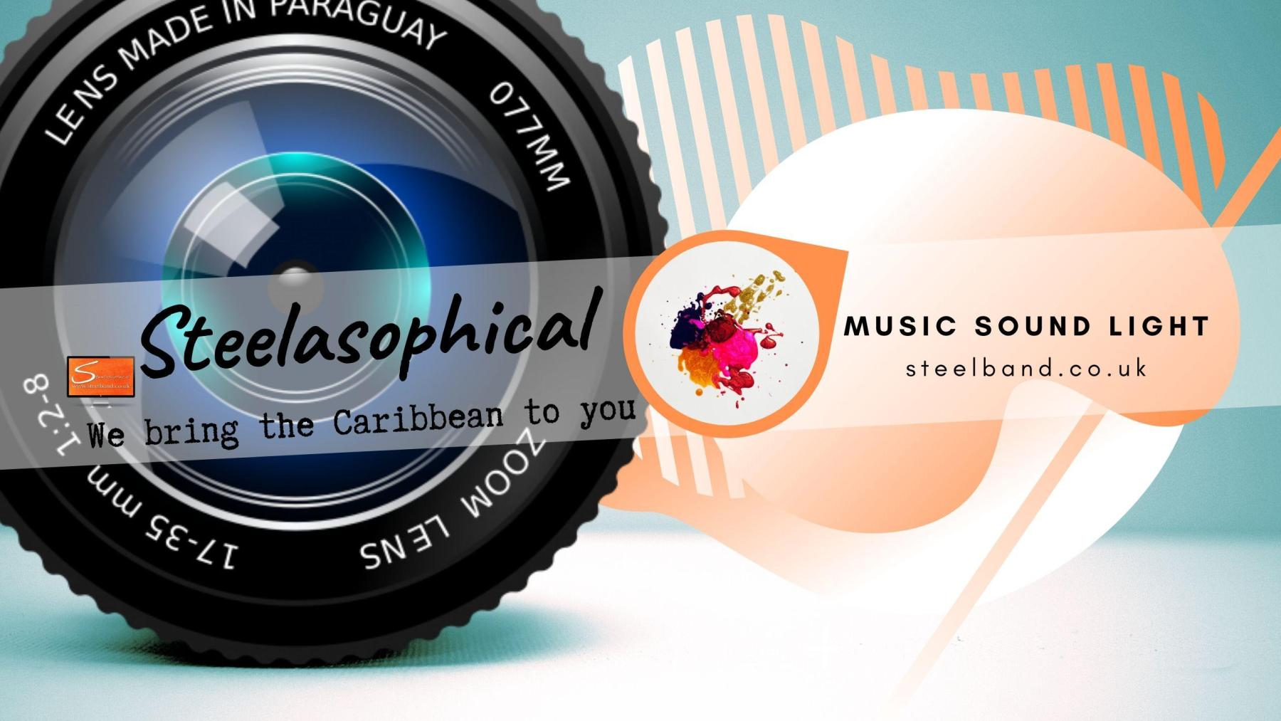 Steelasophical SteelBand for Hire UK steelpans Music 01er