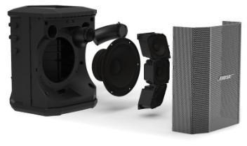 Bose S1 Pro   Steelasophical Steel band Dj   Speaker