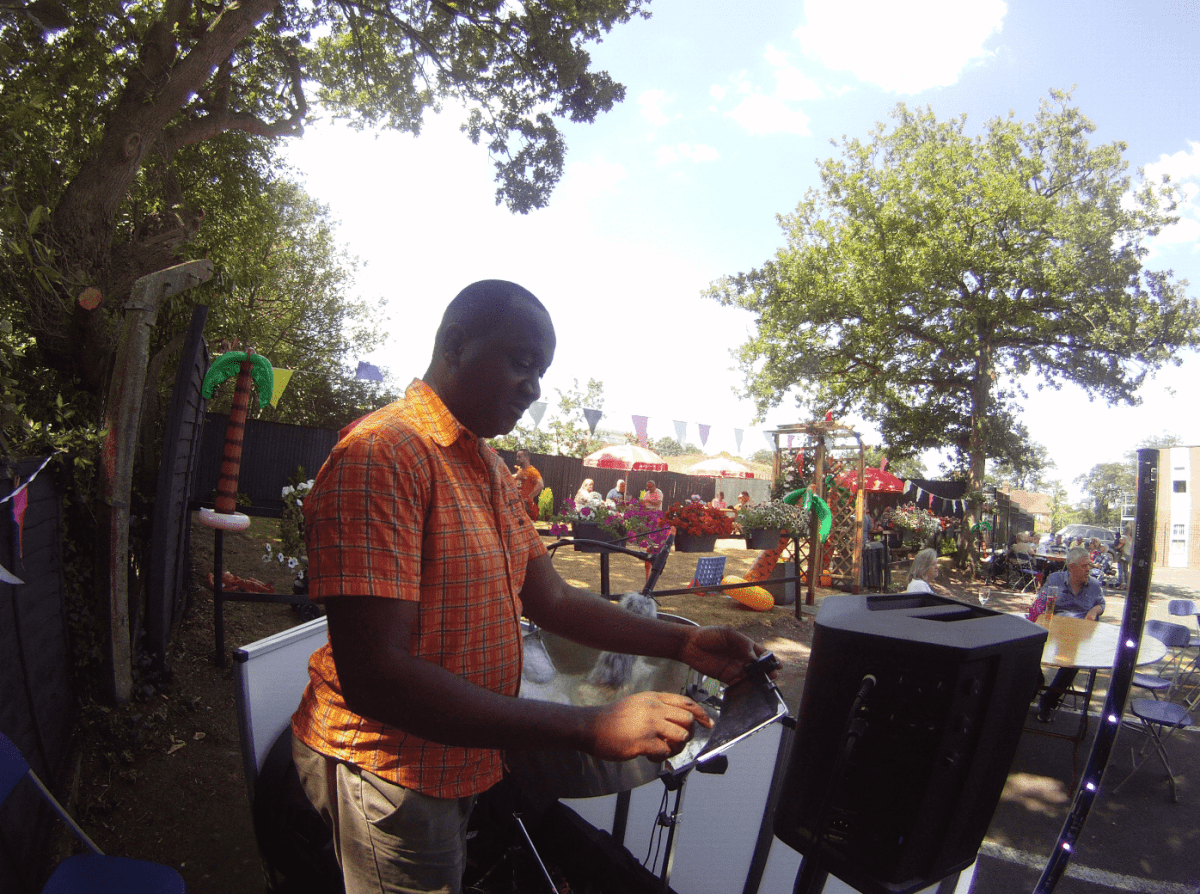 Steelasophical Steel Band Dj Sunninghill Comrades Club party