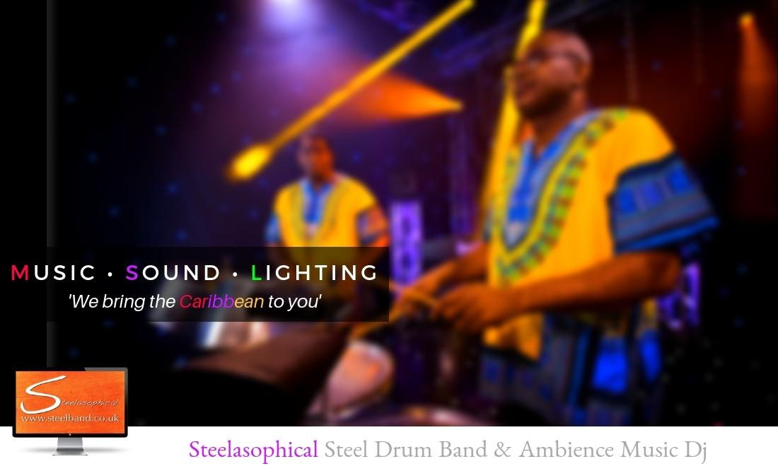 Steelasophical steel Pan Drum Band band DJ Steelpan |KUDOS Entertainment for Indian Weddings