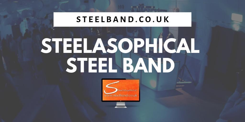 Steelasophical Caribbean Steel Pan