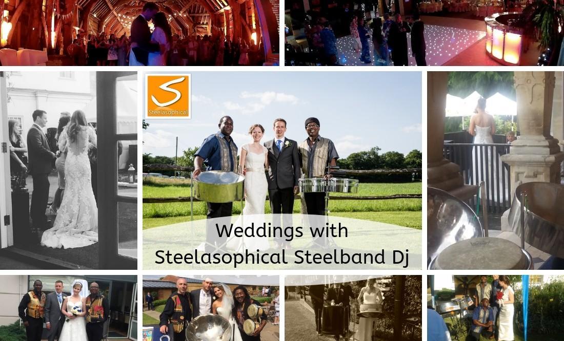 Steelasophical Leading Wedding Day Music Provider Steel Band Dj 955