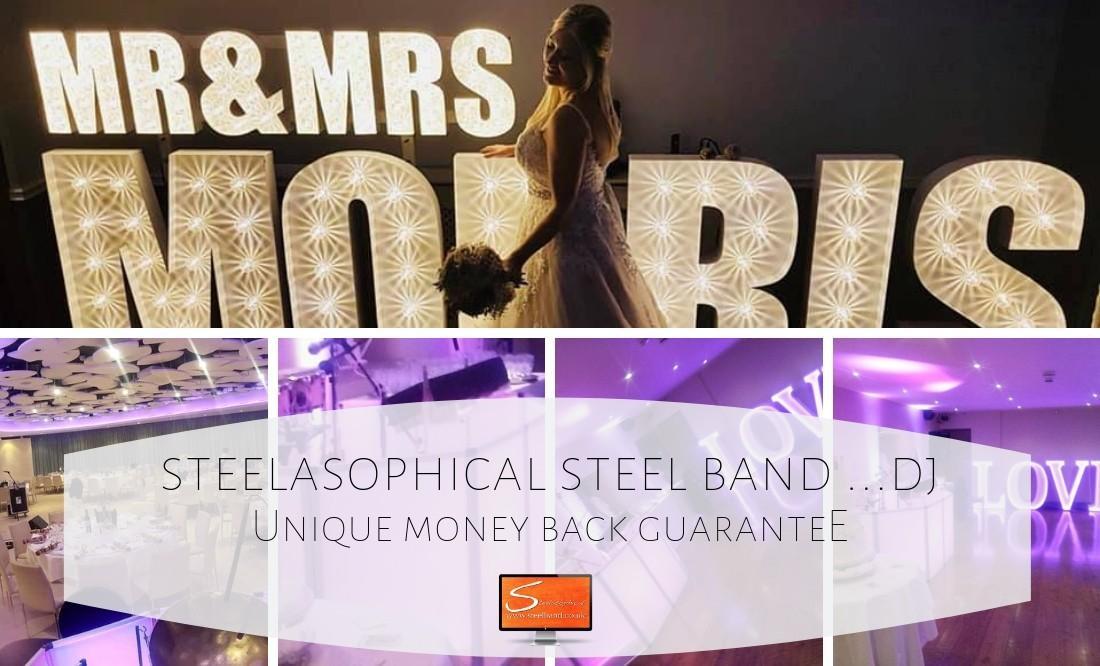 Steelasophical Leading Wedding Day Music Provider Steel Band Dj 00