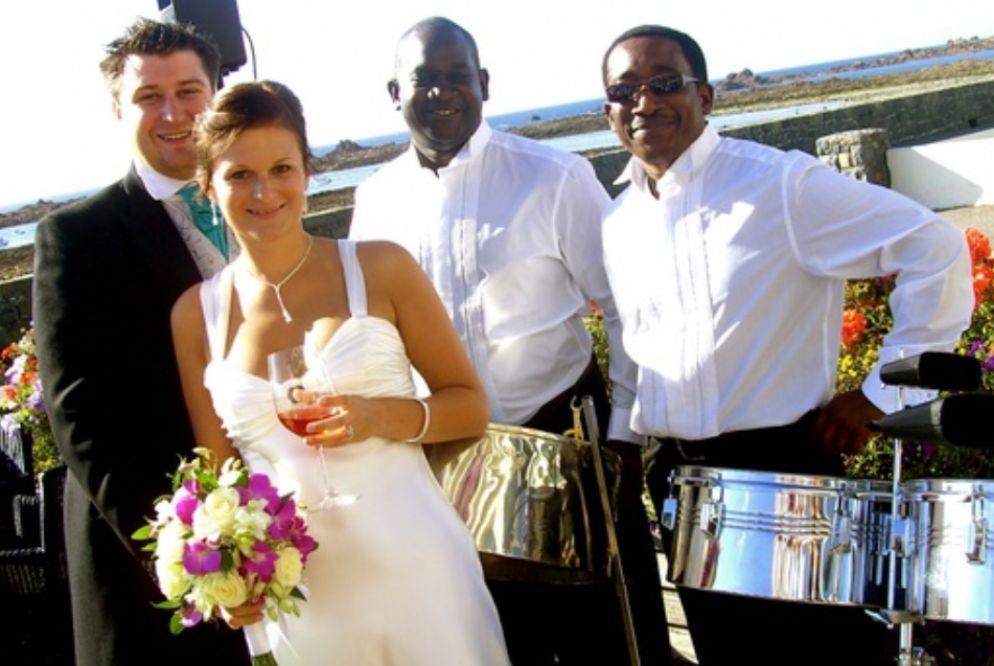wedding steel band