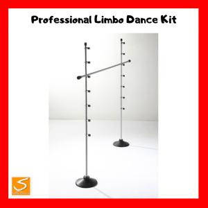 Limbo Dancing Kit Steelasophical Dj Caribbean e