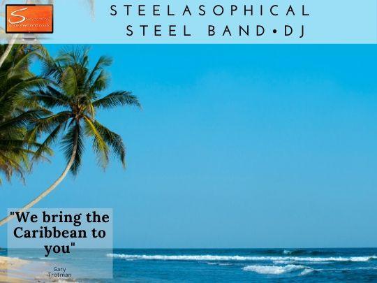 m Steealsophical steel Band Dj