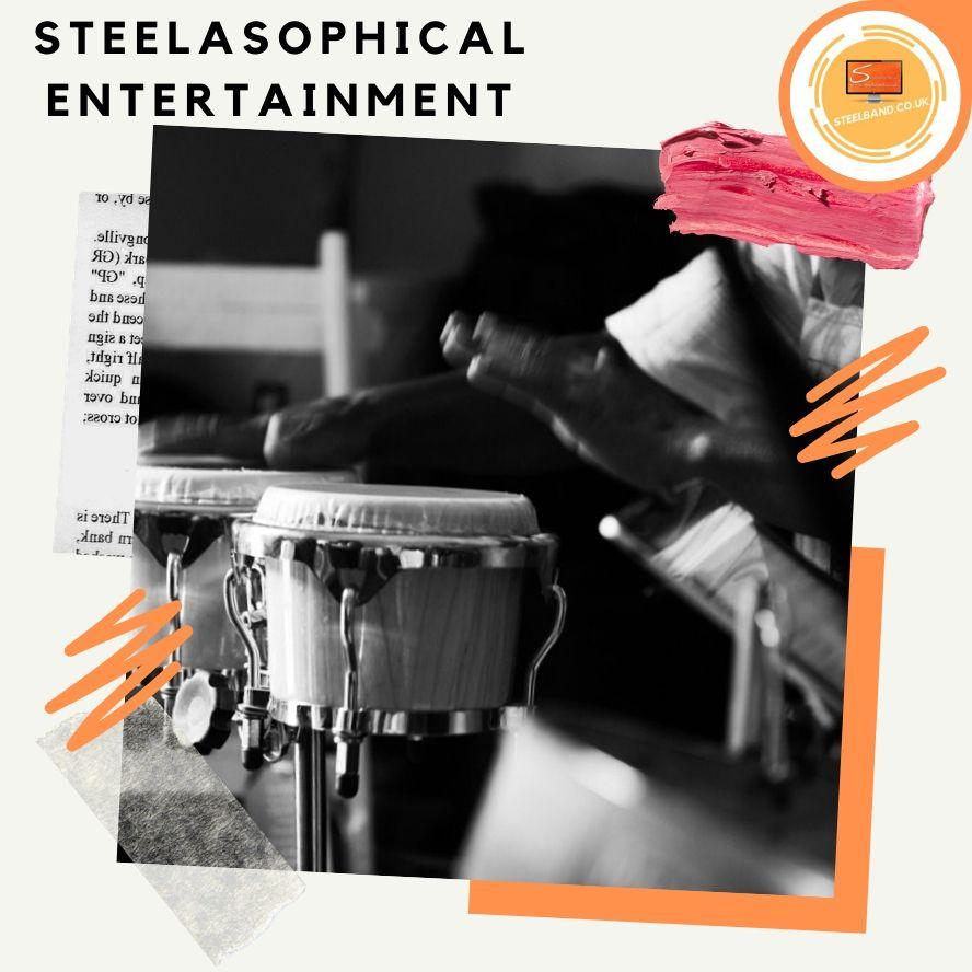 Steelasophical Steelband steelpan steeldrums for hire 005