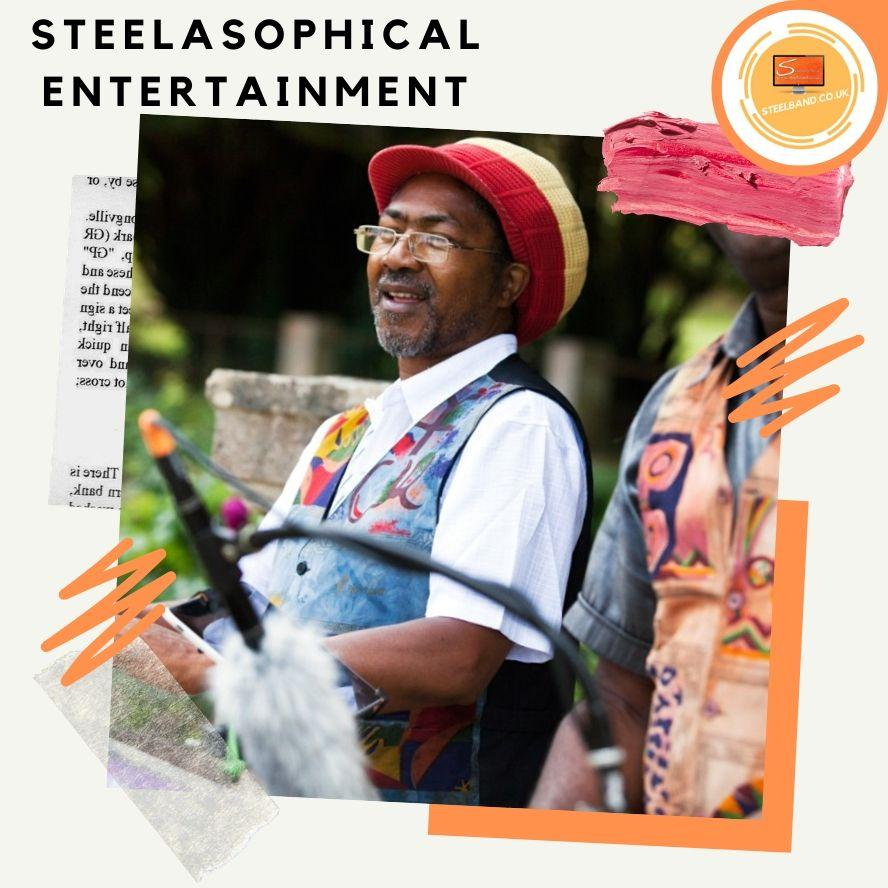Steelasophical Steelband steelpan steeldrums for hire 004