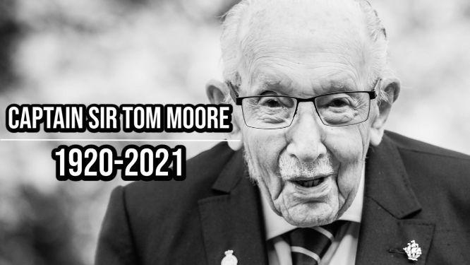 sir Tom Moore Steelasophical Steelband
