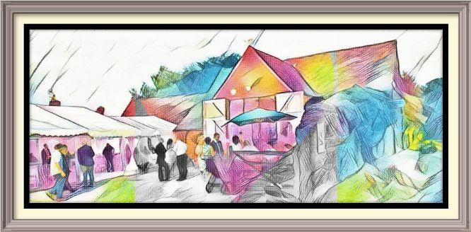 Steelasophical wedding day steelpan band wedding venue | Monkton Barn