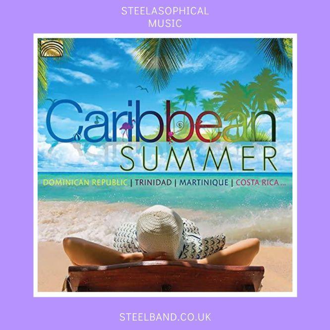 Steelasophical Steelpan band music CD 005