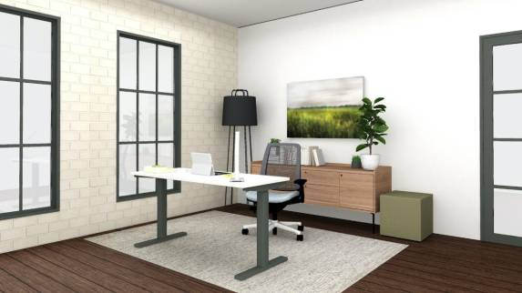 Home Office Layouts During Covid 19 Steelcase