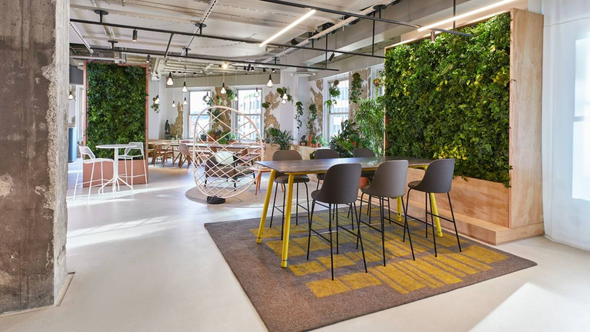 New Innovative Products Showcased At NeoCon 2018 Steelcase