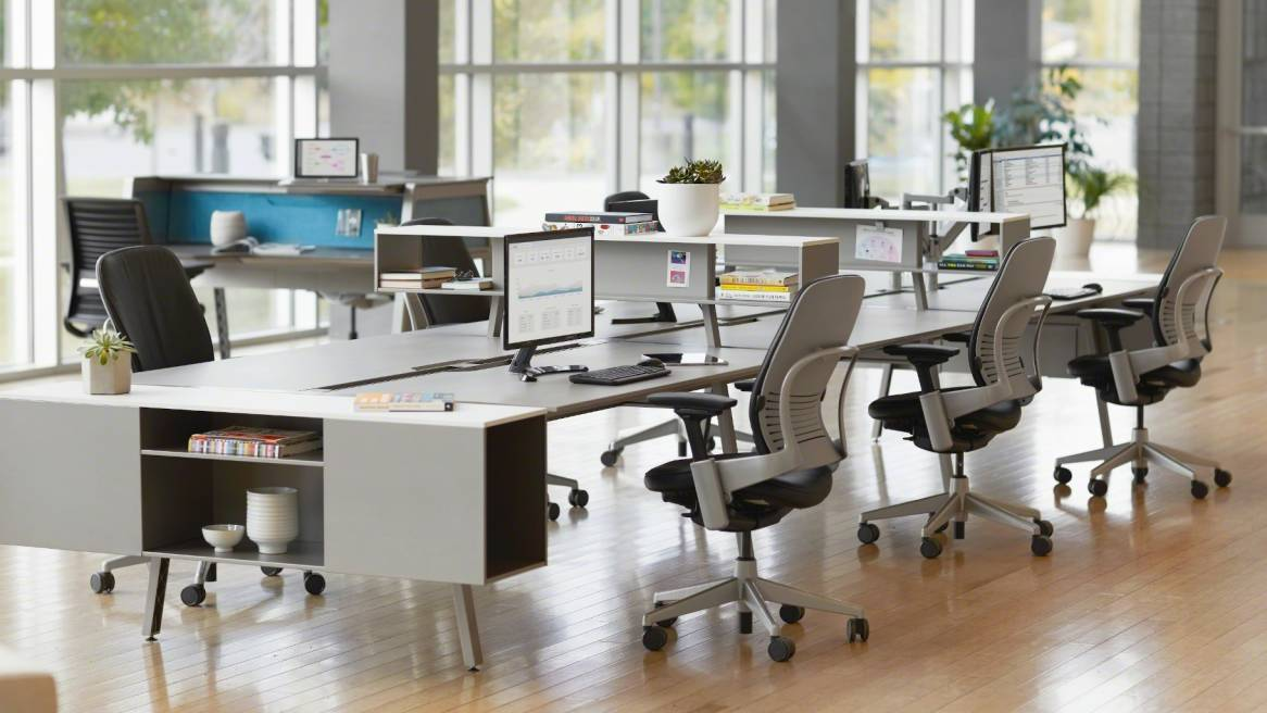 Leap Office Chair Workspace Seating Steelcase