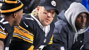 Ben Roethlisberger looks to return soon