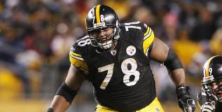 Max Starks is one of a number of talented free agents for Pittsburgh in 2013