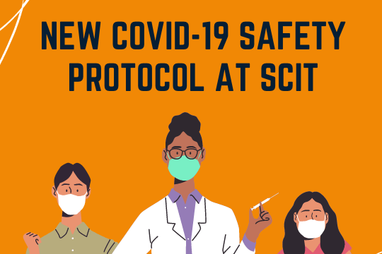 NEW COVID-19 SAFETY PROTOCOL