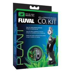 Fluval Plant Pressurized CO2 Kit (45 g)