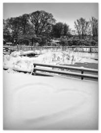 Snow Heart. Sheffield S11