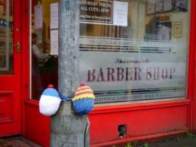 3. Yarn Bombing Sheffield 2014