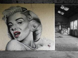 Marilyn Monroe Sheffield 2014