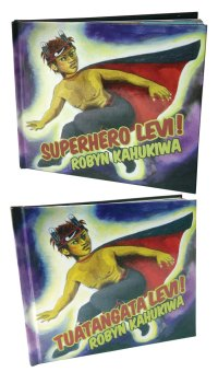 Super Hero Levi books