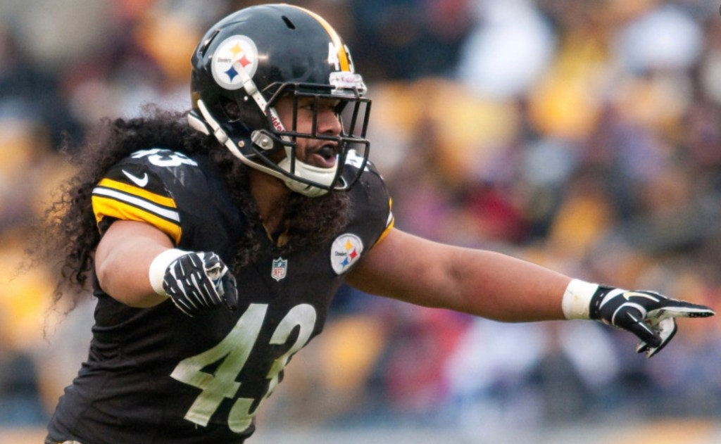 The top five most exciting Steelers players of all time