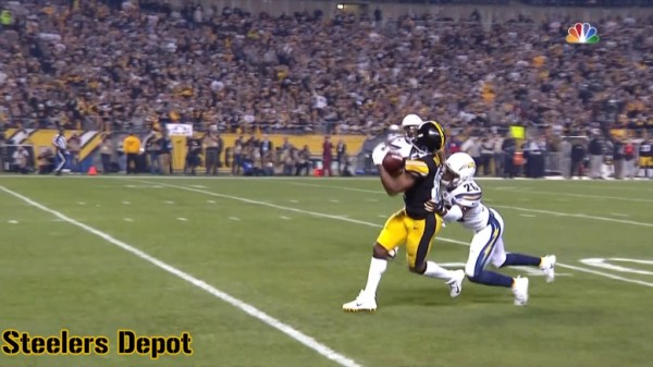 Antonio Brown Hits 1000 Yards For Franchise Record 7th ...