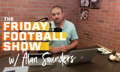 Friday-Football-Show with Alan Saunders