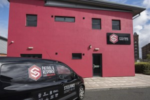Steelforce Security HQ in Wirral