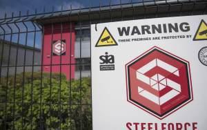 Steelforce Security Exterior