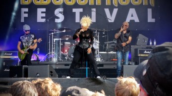 MOTHER'S FINEST, Sweden Rock Festival 2015