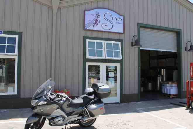 Sones Cellars Winery, Santa Cruz