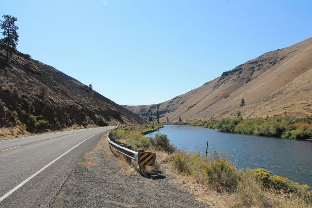 Yakima Canyon Scenic Byway