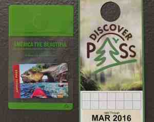 National and State Park Passes