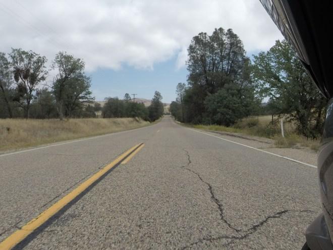 Hwy 58 near San Margarita