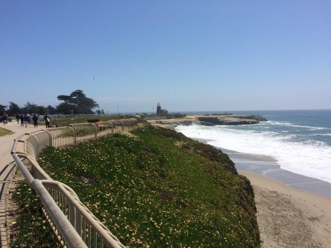 LIghthouse Point Park, Santa Cruz
