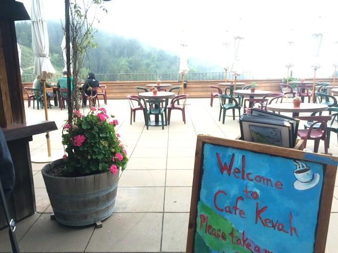 Cafe Kevah, Big Sur