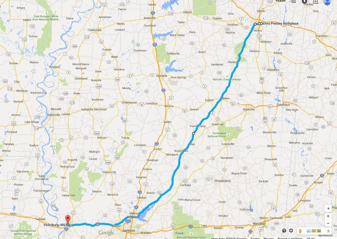 Day 49 Route