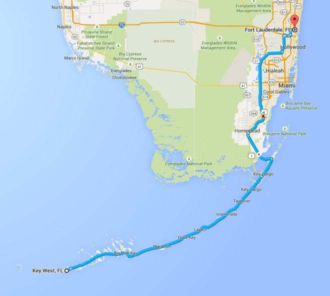 Day 37 Route